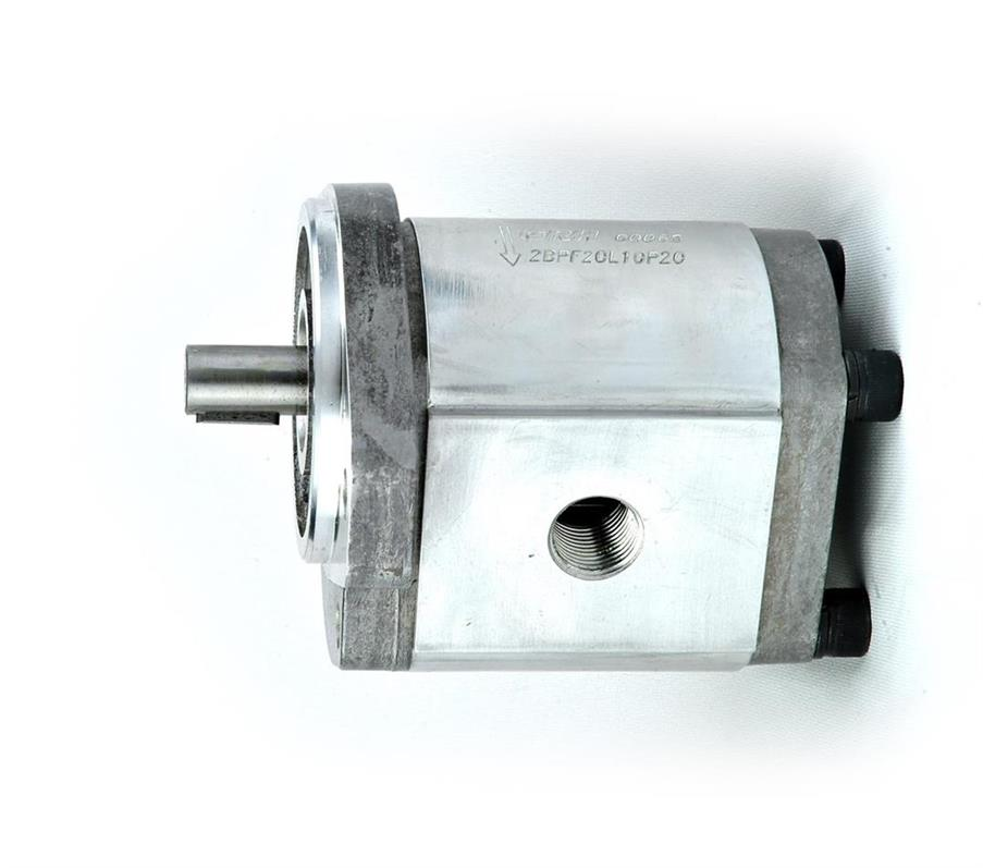 2bpf6l*p 配套拖拉机齿轮液压泵 齿轮油泵图片