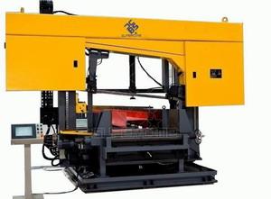 H型钢高效锯切设备 DJ1250数控转角带锯床