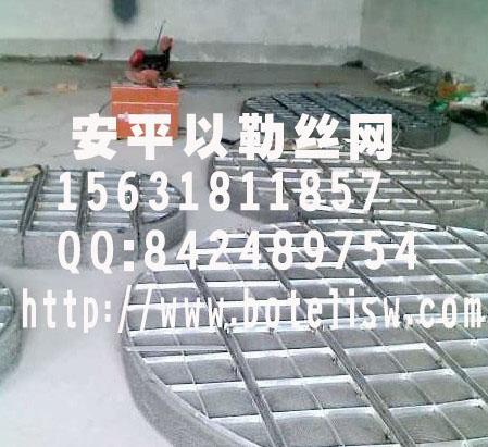 304/316L丝网除沫器洗涤塔汽液分离器