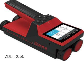 智博联ZBL-R660一体式钢筋检测仪三维定位仪