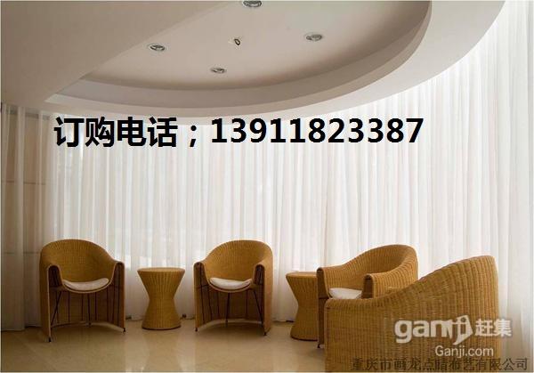 北京制作各式布艺窗帘卷帘百叶窗帘定做