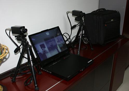 高清便携式同录刻录设备