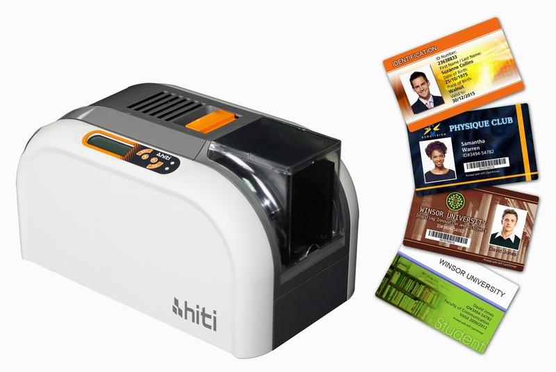 呈妍CS-200e胸卡打印机,呈妍CS-200e卡片打印机