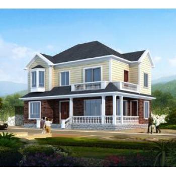 柳州市新农村住宅设计/新农村房子设计