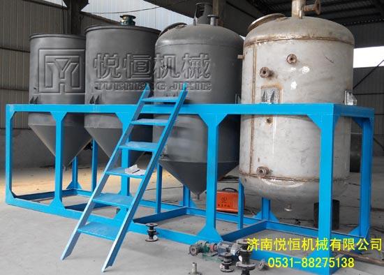 芝麻油精炼油设备