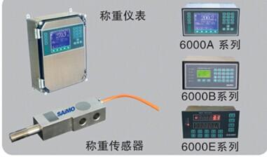 称重仪表 - 6008B循环链码控制器