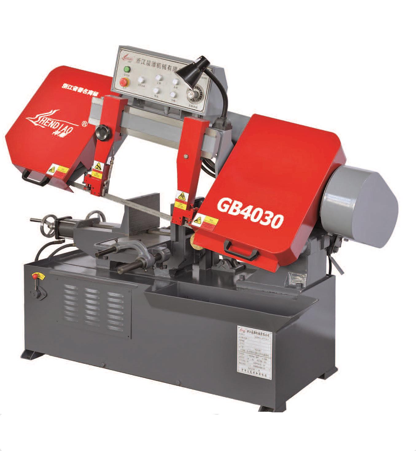 格迅特机械GB4030带锯床