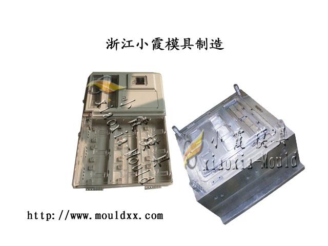 专业制造10表电表箱模具