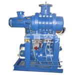 专业生产销售轻纺用JZJ2S型罗茨水环机组
