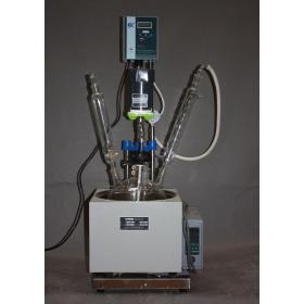 HEB-5L单层玻璃反应釜