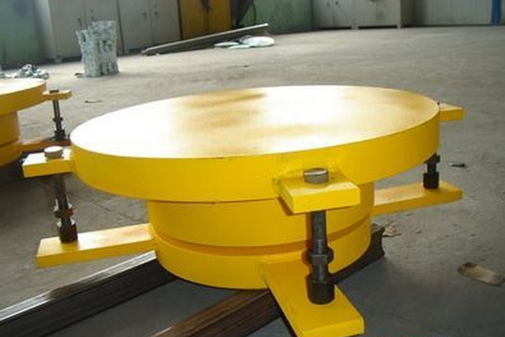 橡胶板式支座性能与特点