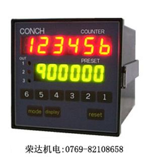 现货供应琦胜(CONCH)计数器CA-61K-N CA-62K-N