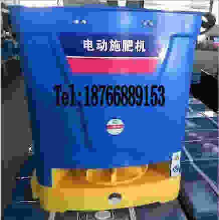 电动施肥机 扬肥器 撒肥机
