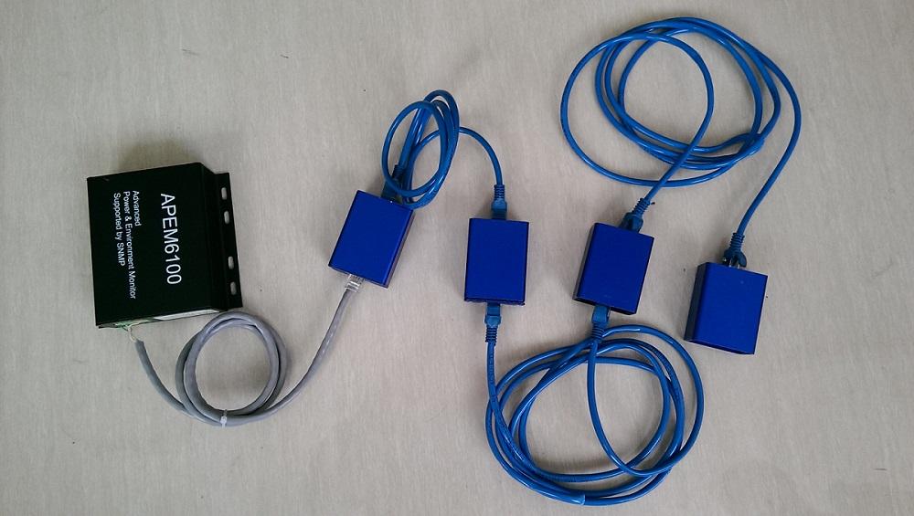APEM6100系列 以太网机柜微环境监控系统
