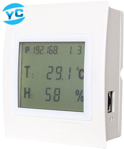 TH-5839以太网机房环境监控仪