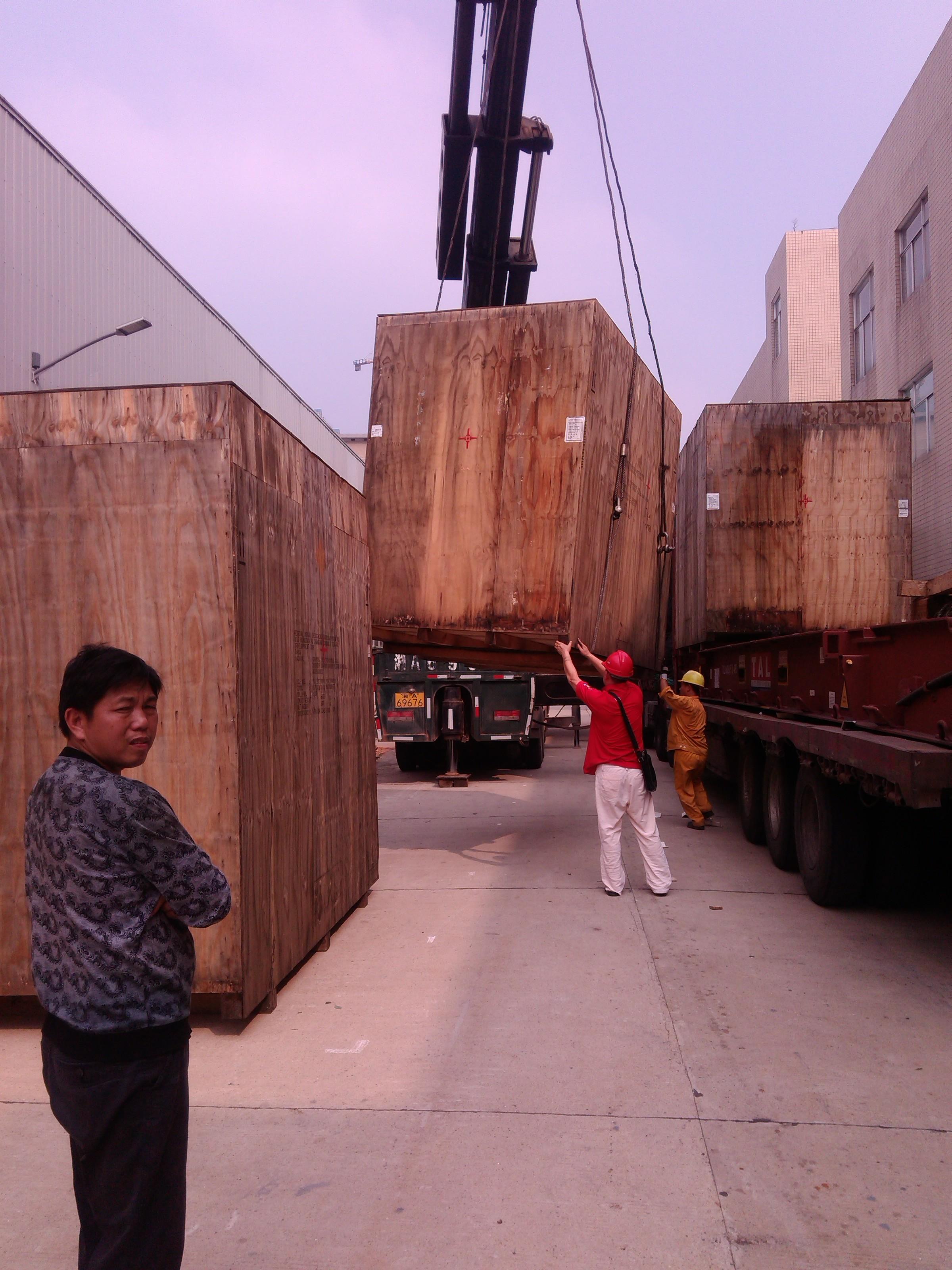 长沙专业木箱包装1_长沙明通吊装服务有限公司_木箱