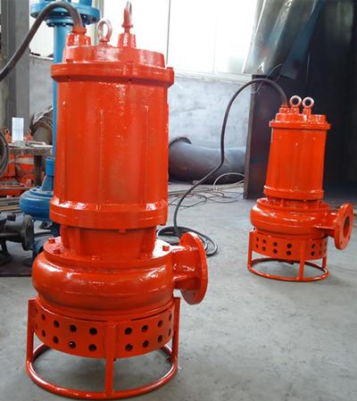 矿用潜水尾砂泵-首选CSQ型