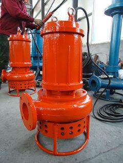 CSQ型搅拌潜水抽砂泵-抽砂大王