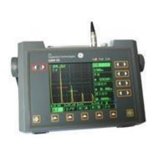 超声波探伤仪USM33价格