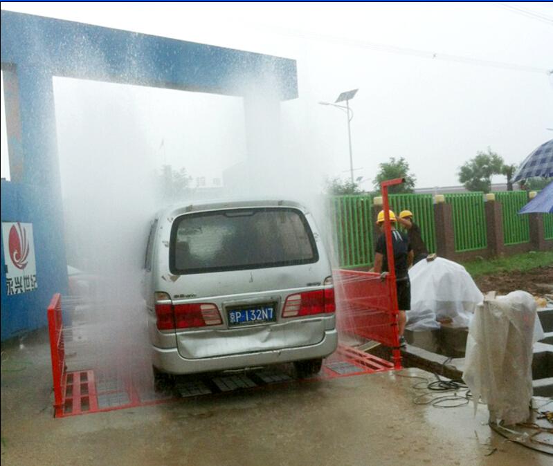宁波工程洗车机 温州工地洗轮机