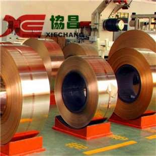 JISC510-SH弹性磷青铜带