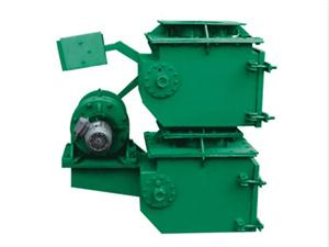 ZESX双层重锤翻板卸灰阀(卸料器