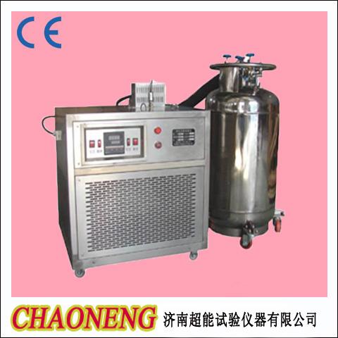 液氮落锤冲击试验低温槽LDW-190T