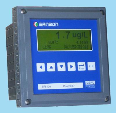 SF6100型在线氟离子检测仪