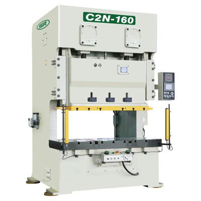 C2N系列双曲轴精密钢架冲床
