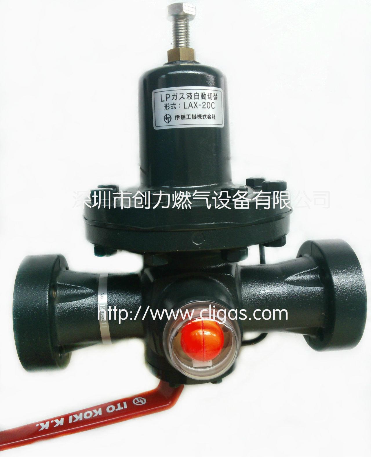 直销日本LAX-20C自动切换器/ 液相自动转换阀