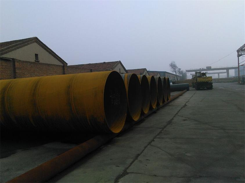 供应大口径螺旋钢管厂家