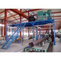 环氧煤沥青防腐螺旋钢管生产厂家