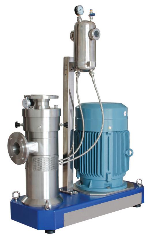 环氧树脂研磨分散机