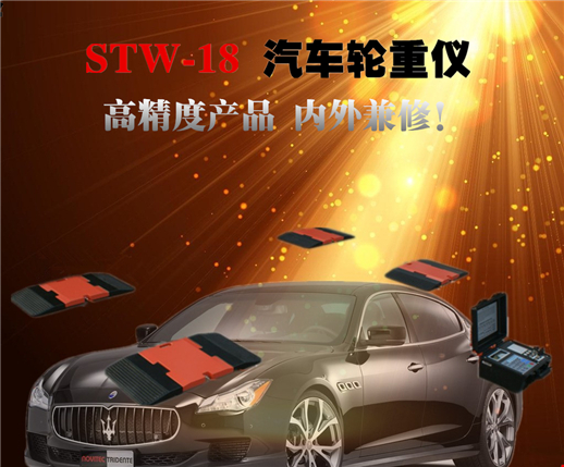 STW-18进口车辆轴重仪生产厂家价格