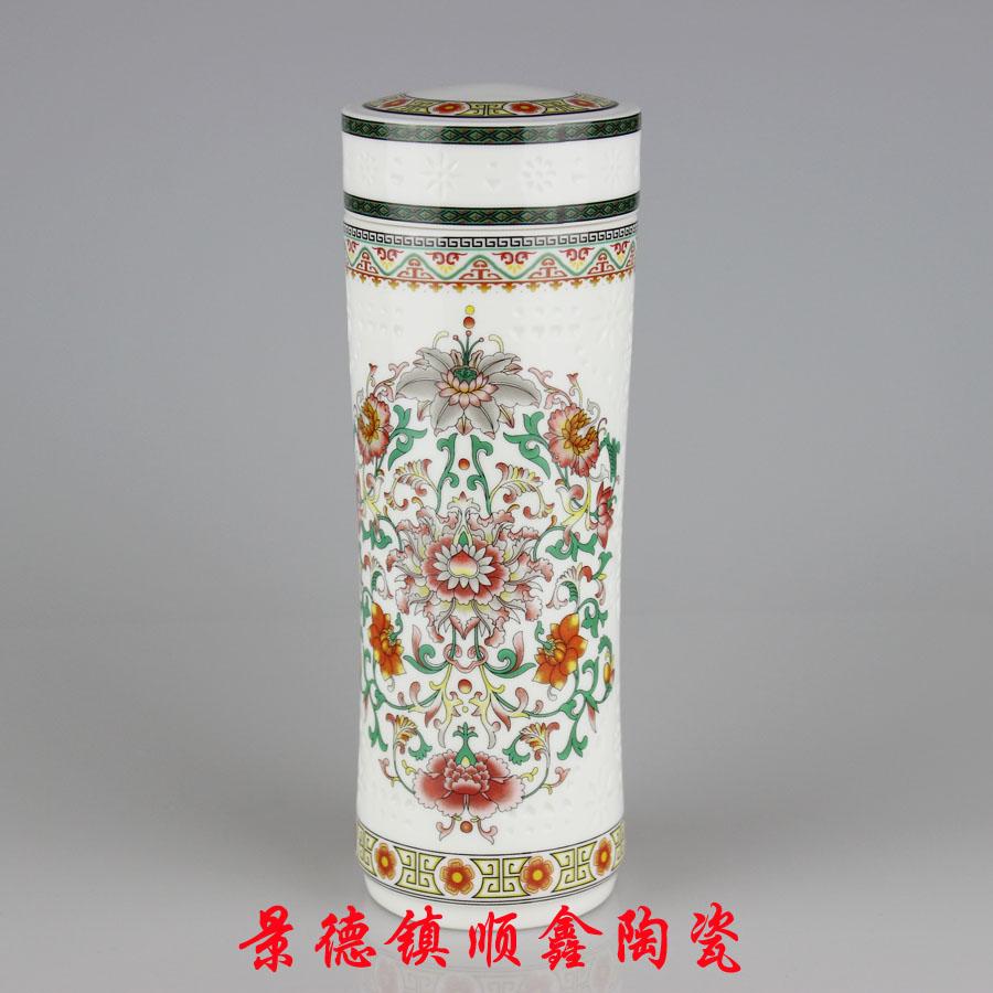 全瓷陶瓷保温杯批发定做厂家