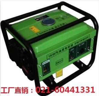 1千瓦汽油发电机 小型发电机