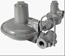 美国ITRON燃气整压阀CL34 CL38大流量煤气稳压阀