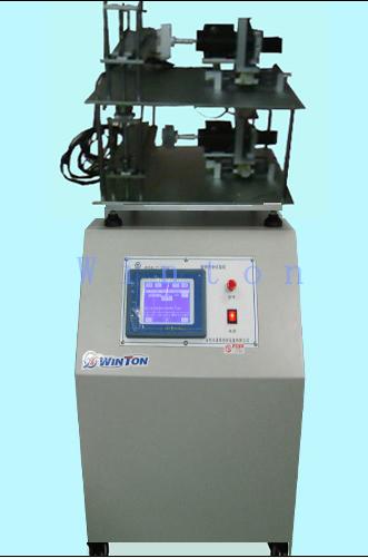 生产销售汽车电子TT-2108旋钮开关寿命试验机