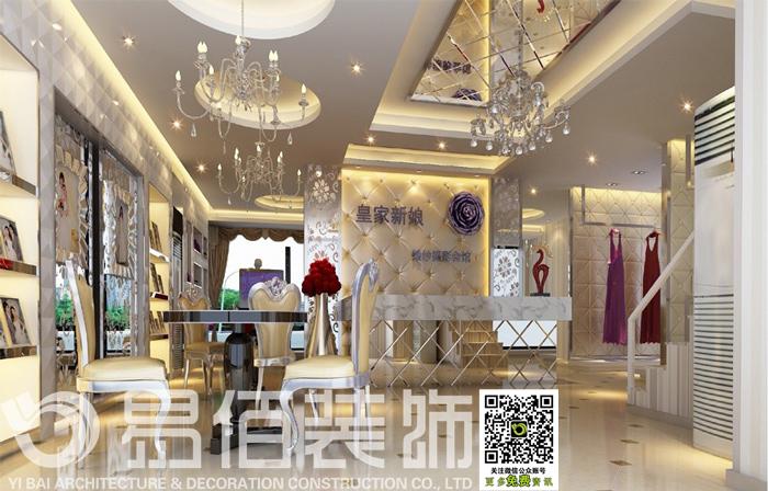 蚌埠婚纱店装修设计|影楼装修图片