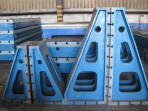 泊头迅达生产铸铁弯板