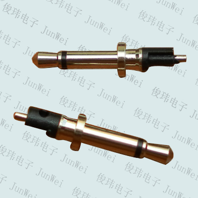 2.5单音二极4.519.7L黑胶镀镍