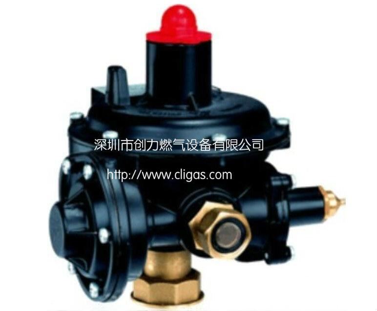 塔塔里尼 R70/R72系列弹簧负载式燃气调压阀
