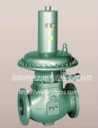 德国RMG320燃气调压器 RMG320减压阀/调压阀