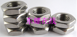 A4-ANSI(UNC)美制薄型六角螺母 厂家 批发