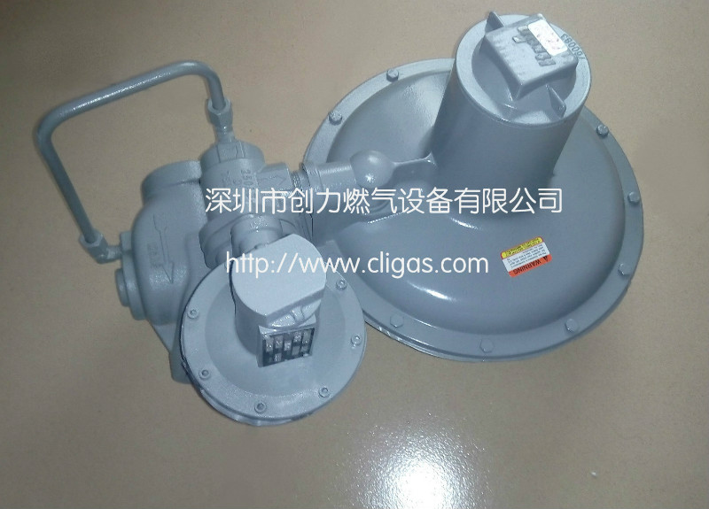 Itron CL38 系列天燃气减压阀︱液化气调压器