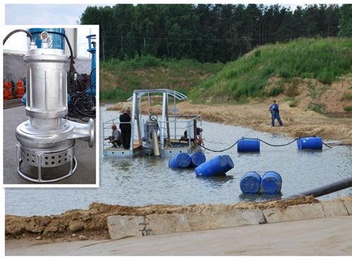 多用途CSQ型耐磨抽沙泵-超级耐磨、上沙量大