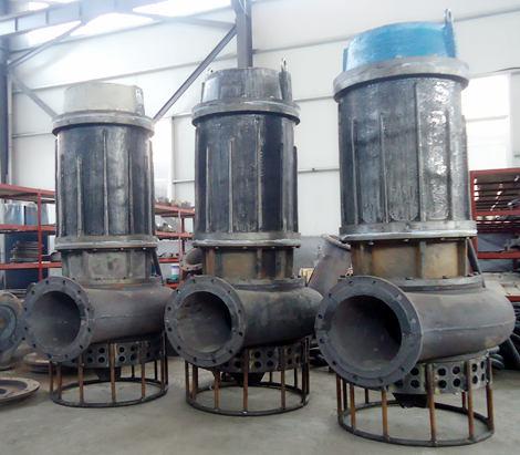 铁矿耐磨排砂泵/煤矿矿渣泵