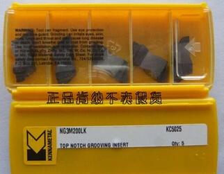原装正品美国肯纳数控刀片 NG3M200LK KC5025