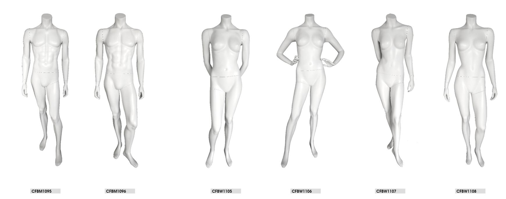 2015年新款服装展示模特