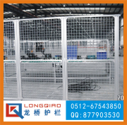 牡丹江工业设备铝合金隔离网